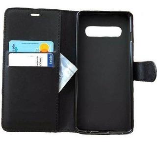 Capa Carteira Flip Samsung Galaxy S10 / S10e / S10 Plus