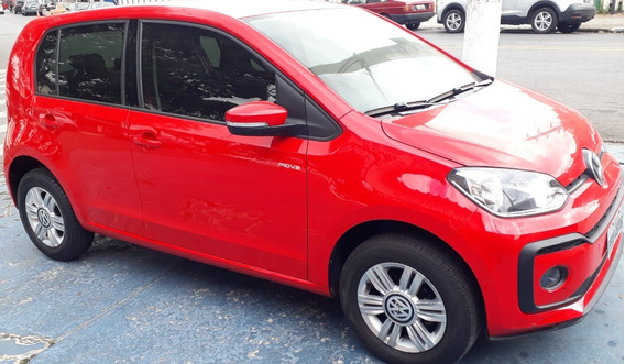 Volkswagen Up! Move 18/19 - 34.000kms-completo R$ 41.500 Si