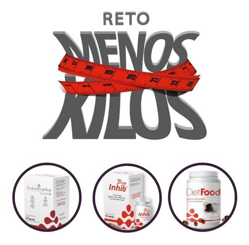 Imagen 1 de 1 de Kit Biokosmetika Reto Paquete