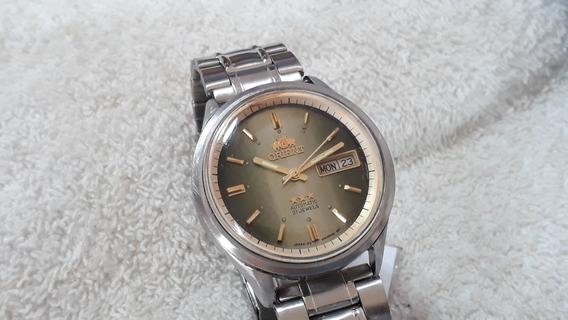Relógio Orient, Masculino, Automático ! (vrde)