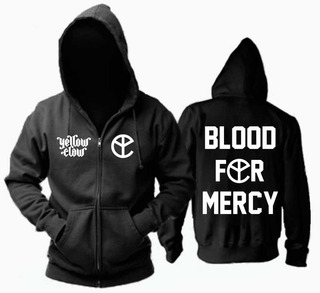 Campera Yellow Claw Blood For Mercy Color Animal