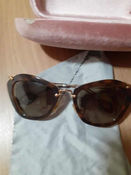 Óculos Original Miu Miu