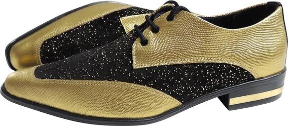 Sapato Masculino Em Couro - Série Montreal - Ref: 2061
