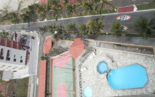 Imagem 1 de 30 de Apartamento Residencial À Venda, Balneário Flórida, Praia Grande. - V2195