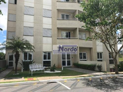 Apartamento À Venda Em Bragança Paulista, Residencial Das Ilhas, Condomínio Jardins De Bragança - Ap0126