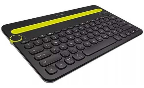 Teclado Logitech K480 Bluetooth Black (920-006346)