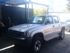 Toyota Hilux 2004 Doble Cabina 4 X 4