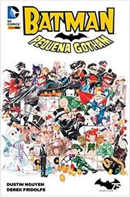 Batman - Pequena Gotham Dustin Nguyen / De
