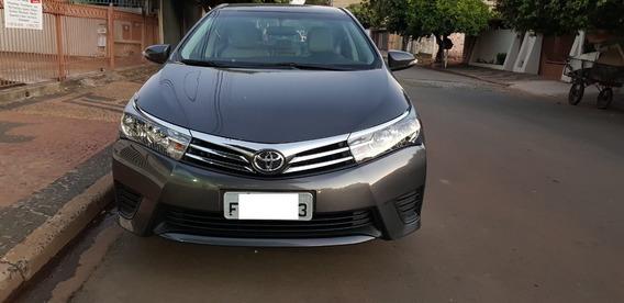 Toyota Corolla Gli Upper 2017 Automático
