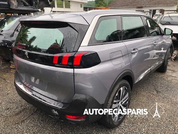 Sucata Peugeot 5008 Griffe 2019