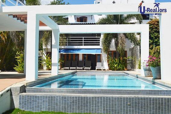 Oferta! Majestuoso Duplex Frente Al Mar En Playa Blanca