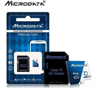 Tarjeta De Alta Velocidad Clase10 32gb Memoria Microsd Hc