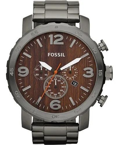 Relógio Fossil Grafite Analógico Masculino Frj1355z