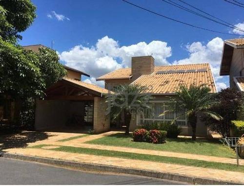 Casa Com 3 Dormitórios À Venda, 323 M² Por R$ 1.750.000,00 - Bosque Das Palmeiras - Campinas/sp - Ca6322