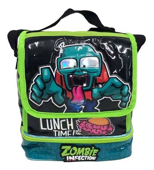 Lunchera Zombie Infeccion + Obsequio 83551