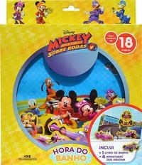 Imagem 1 de 1 de Mickey Aventura Sobre Rodas - Hora Do Banho