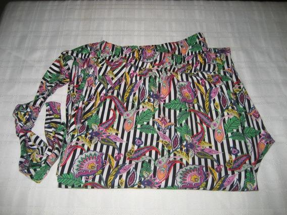 Pantalones De Fibrana Talles Grandes Y Especiales Xl- 3xl