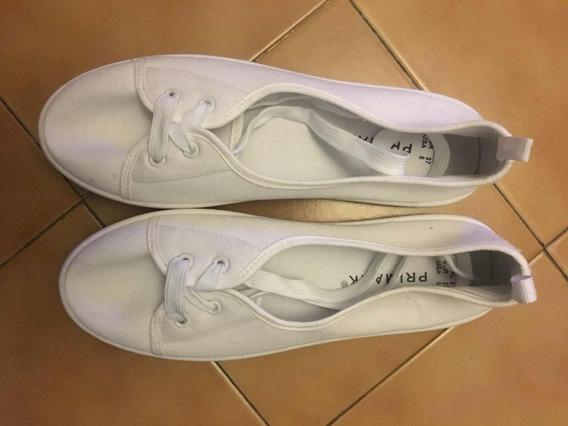Zapatillas Náuticas Mujer Nuevas