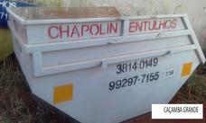 Aluguel De Caçambas Chapolin Entulhos