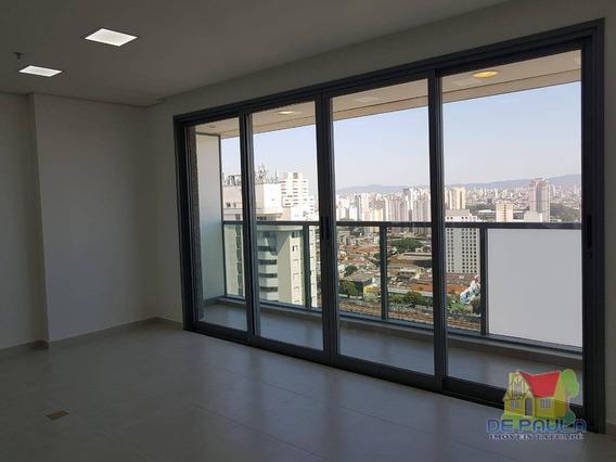 Sala Para Alugar, 40 M² Por R$ 2.900,00/mês - Tatuapé - São Paulo/sp - Sa0199