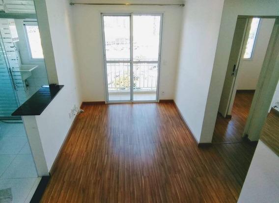 Apartamento Em Nova Mogilar, Mogi Das Cruzes/sp De 48m² 2 Quartos Para Locação R$ 1.600,00/mes - Ap445762