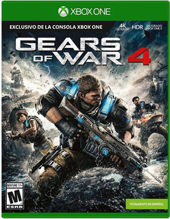 Gears Of War 4- Xbox One