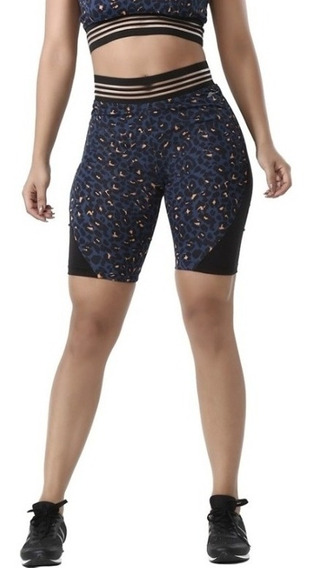 Roupa De Academia Feminina Fitness Sawary Shorts