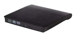 Grabador Reproductor Dvd Externo Usb 3.0 Ultra Delgado