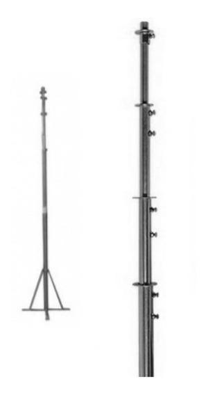 Torre Telescópica De 15 Metros
