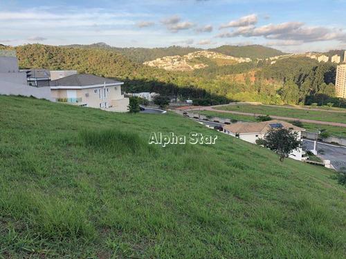 Terreno À Venda, 617 M² Por R$ 850.000,00 - Tamboré - Santana De Parnaíba/sp - Te0786