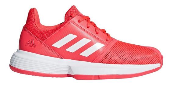 Zapatillas adidas Courtjam Tenis De Niño