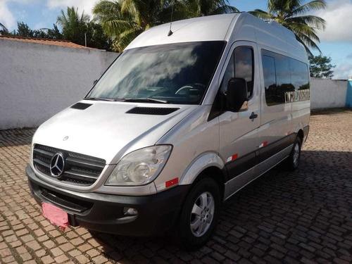 Imagem 1 de 13 de Mercedes-benz Sprinter Van 2.2 Cdi 515 Lotação Teto Alto 5p