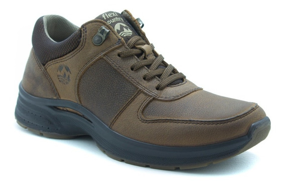 Flexi Caballero Zapato Country 79804 Tan 100% Originales