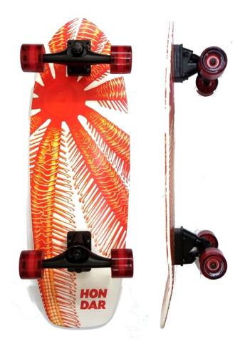 Skate Simulador De Surf Hondar 29