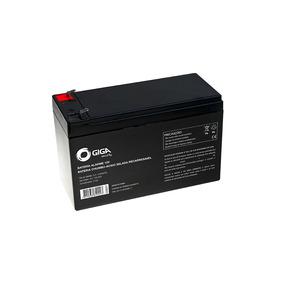 Bateria 12v Giga Para Nobreak Alarme E Cerca Elétrica