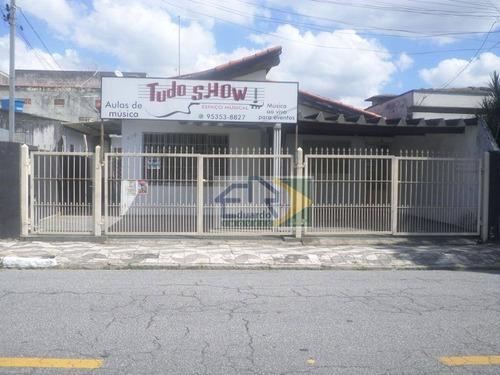 Casa Para Alugar, 130 M² Por R$ 2.300,00/mês - Jardim Santa Helena - Suzano/sp - Ca0282