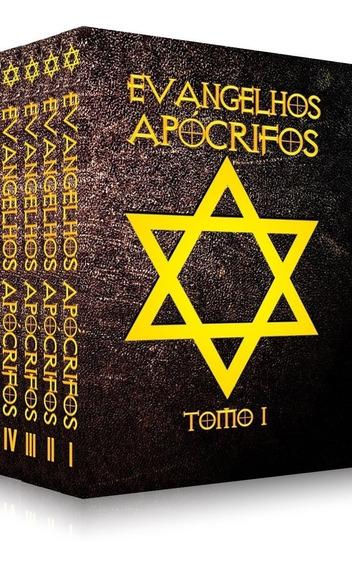 Livro Evangelhos Apócrifos 1º E 2º Livro De Enoque