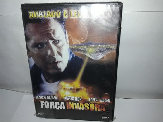 Dvd Filme Força Invasora Dublado Ficcâo Lacrado
