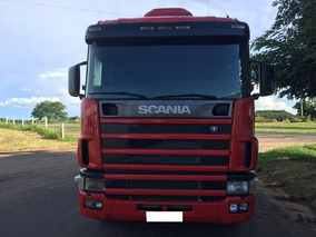 Scania R 124 400 Ga 6x2