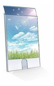 Imagem 1 de 1 de Quadro Acrimet 875 0 Multiuso A5 Cristal