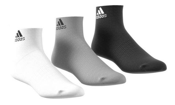adidas Medias Training Ankle Performance 3 Pares