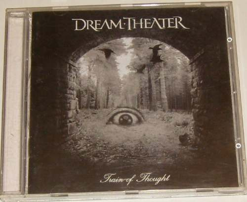 Cd De Dream Theather - Train Of Thought