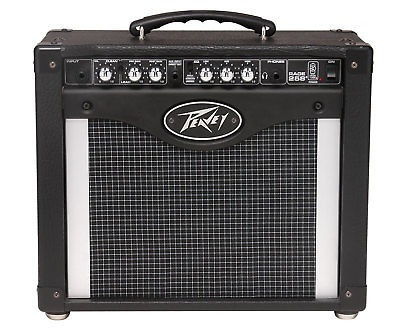 """Peavey RAGE 258 Transtube Series Guitar Amp 8/"""" Blue Marvel Speaker 583600 New"""