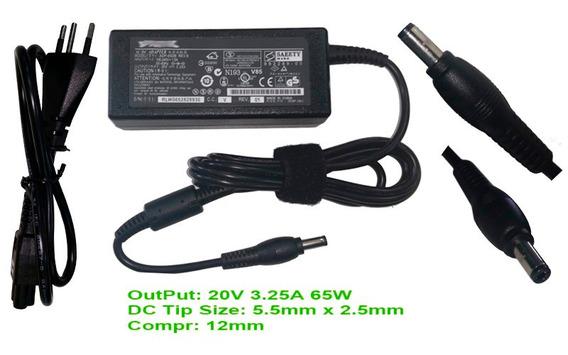 Fonte Carregador Notebook Lenovo G485 G480 20v 3,25a Po2004