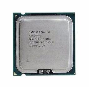 Processador Intel Celeron 450 2.20ghz Lga 775
