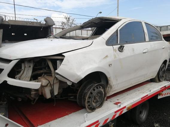 Chevrolet Sail 2010 - 2017 En Desarme