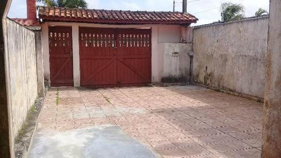 Casa Em Itanhaém Lado Mar Em Rua Calçada
