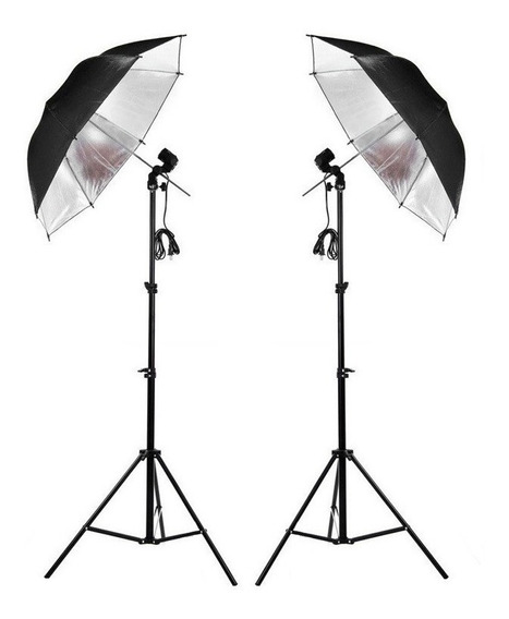 Kit Iluminação Contínua Para Estúdio De Fotografia Newborn