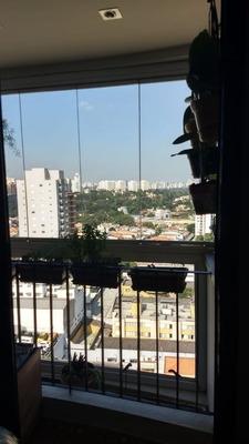 3 Dorm, 1 Suíte, 1 Vaga 68 M² Na Vila Leopoldina. Muito Lazer No Condomínio. - 345-im324718