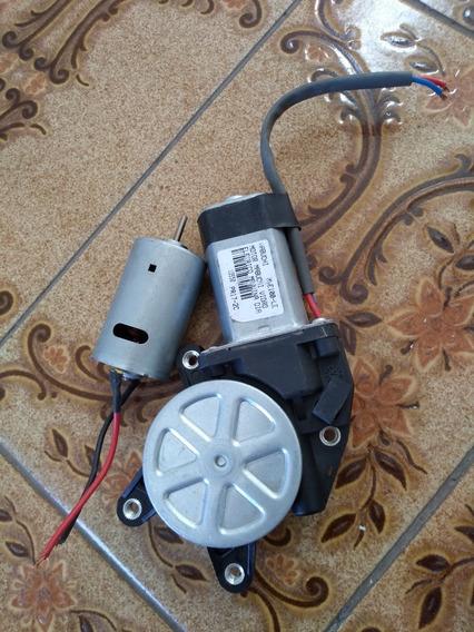 1 Motor De Parafusadeira E 1 De Vidro 12v Robô